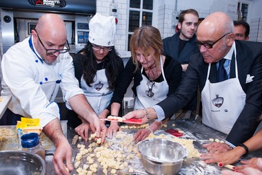 Chefforense - Show Cooking 2015